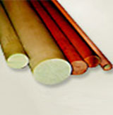 Acculam Laminate Round Rods